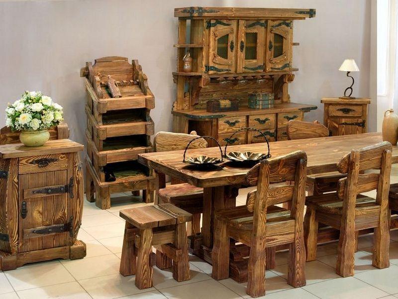 Мебель под старину как непов…