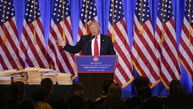 Трамп назвал условия отмены антироссийских санкций