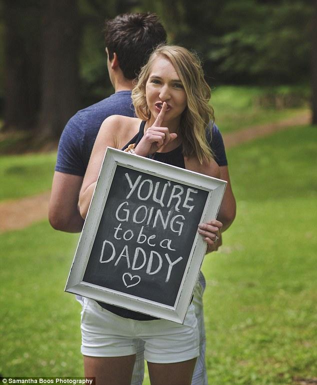 Ее муж не смог сдержать слез после такого известия беременность, ребенок, семья, фото, фотосессия