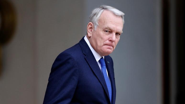 Министр иностранных дел Франции обвинил Россию в «постоянной лжи»