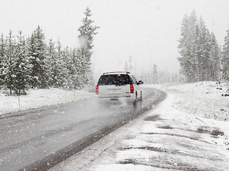 Пять катастрофических ошибок водителя на зимней дороге