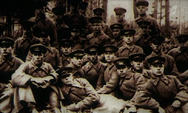 Мальчишки в шинелях. вов, история, подвиг подольских курсантов, чтобы помнили