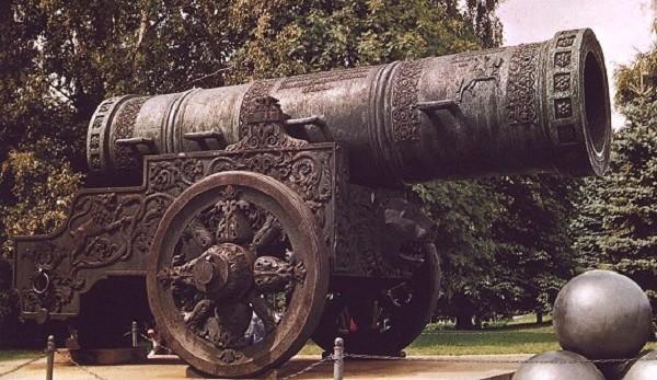 Пушечный приказ история, факты