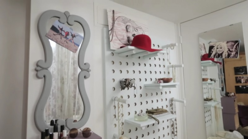 Настенный органайзер — отличное решение для тех, кто хочет создать удобное и функциональное пространство в доме