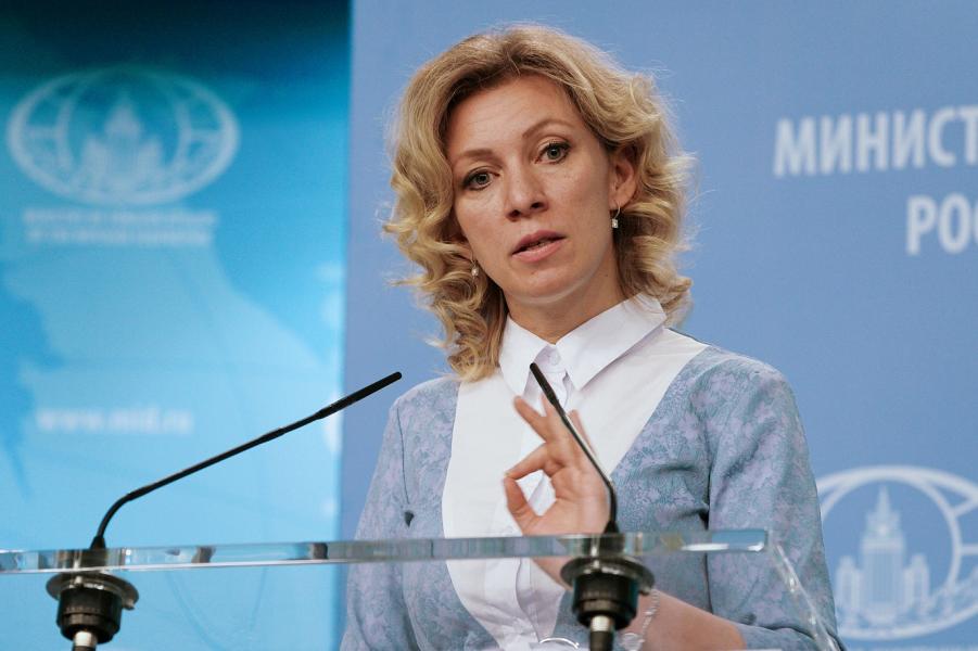 """Захарова против США: """"око за око, зуб за зуб"""""""
