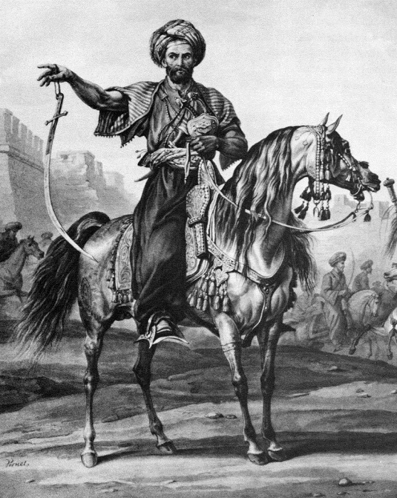 Бейбарс I : как раб стал великим султаном Египта