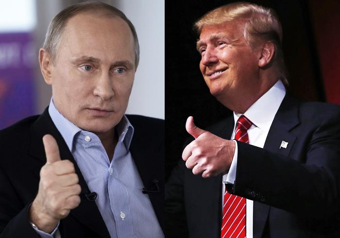 """Трамп: Путин не уважает Обаму, он называет его """"словом на н"""""""
