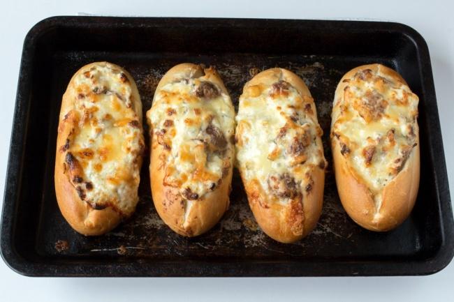Идеально для воскресных завтраков — 3 рецепта вкуснющих  горячих бутербродов