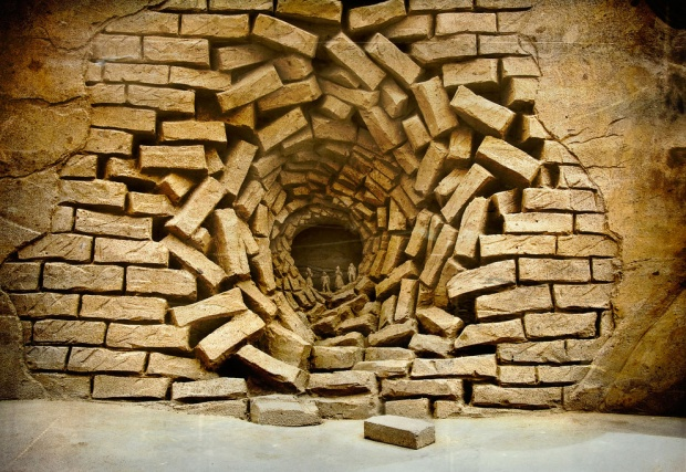 Скульптуры из песка, которые поразят даже самое изощренное воображение