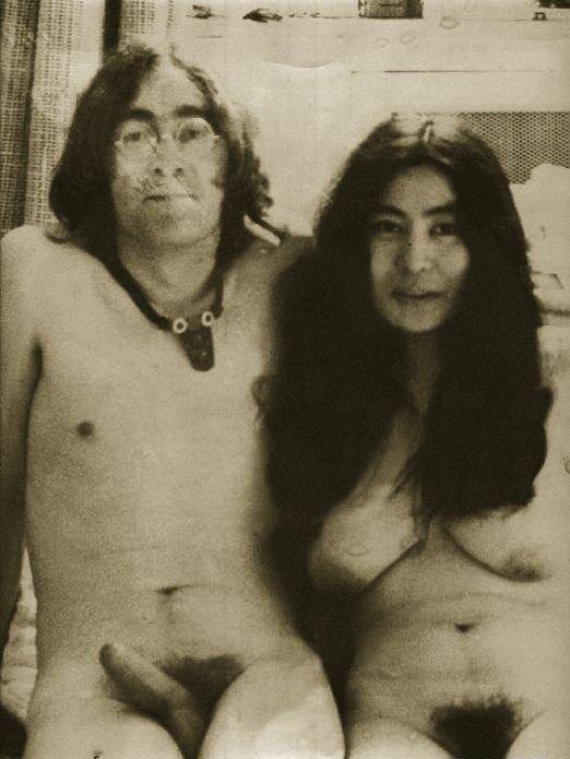 йоко оно фото голая