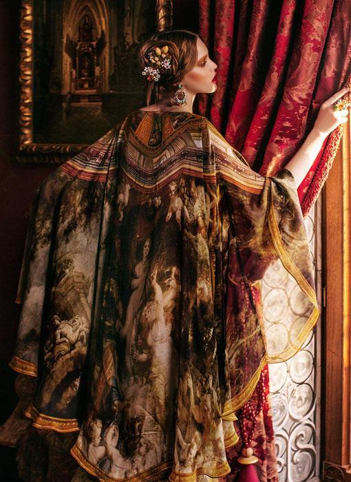 Фотографом проекта Paint Me Over выступила Марина Данилова.