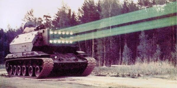 Министерство обороны применит лазерное «Сжатие»