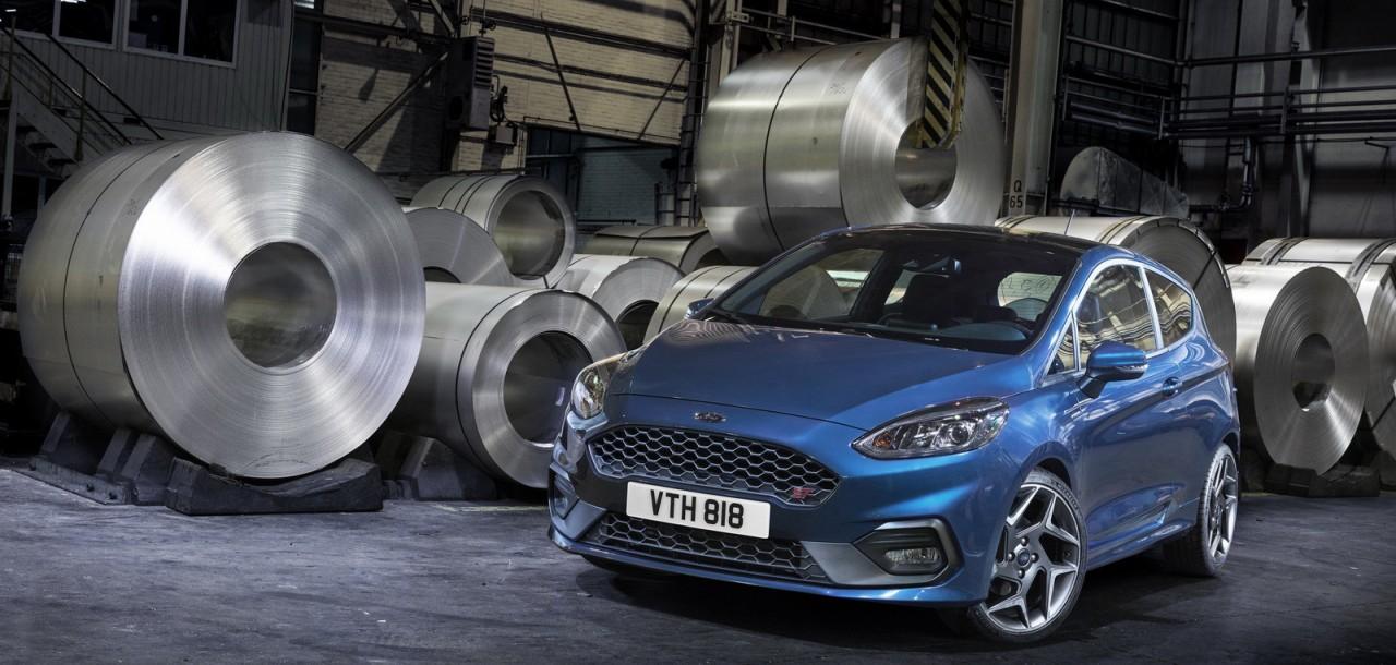 Ford представил Fiesta ST (и очень удивил всех)