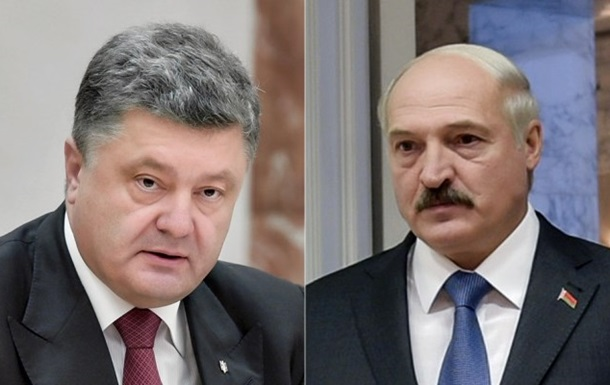 Раскрыты тайные детали телефонного разговора Порошенко и Лукашенко о России