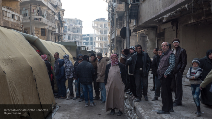 Гуманитарная миссия в Сирии: российские врачи спасают жизни