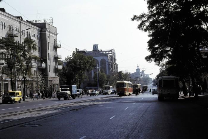Колоритные фотографии Густава Нейеншвандера из путешествия в Ростовскую область в 1975 году