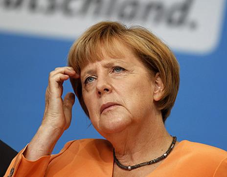 Наркоман, задержанный в самолете Меркель, спал в ее кровати