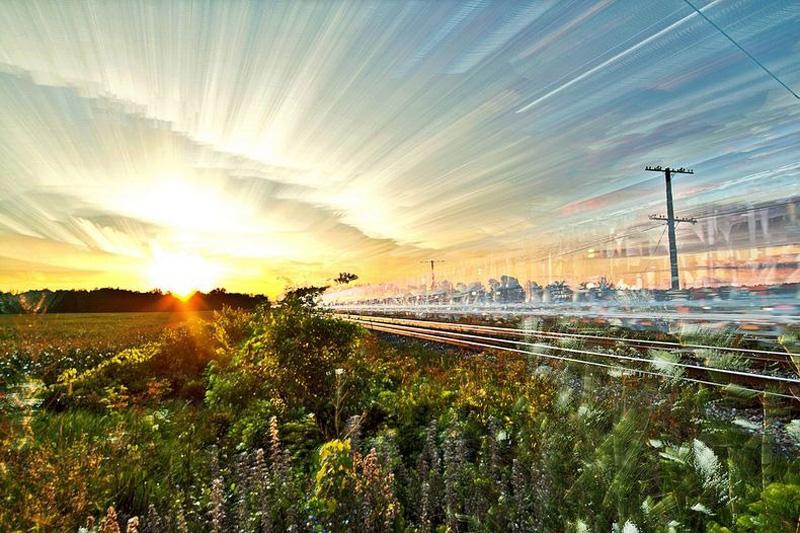 Smeared Skies 9 Размазанные небеса Мэтта Моллоя