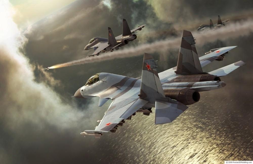 Прямое столкновение США и РФ