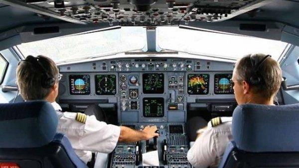 Пилот «Аэрофлота»: мы работа…