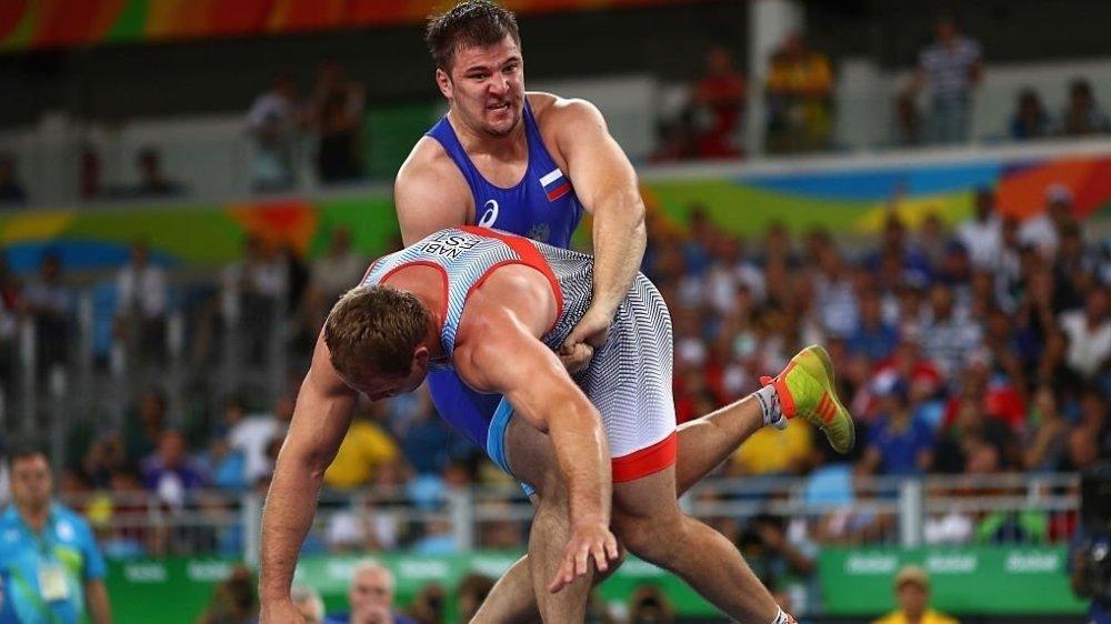 Олимпийские чемпионы по борь…