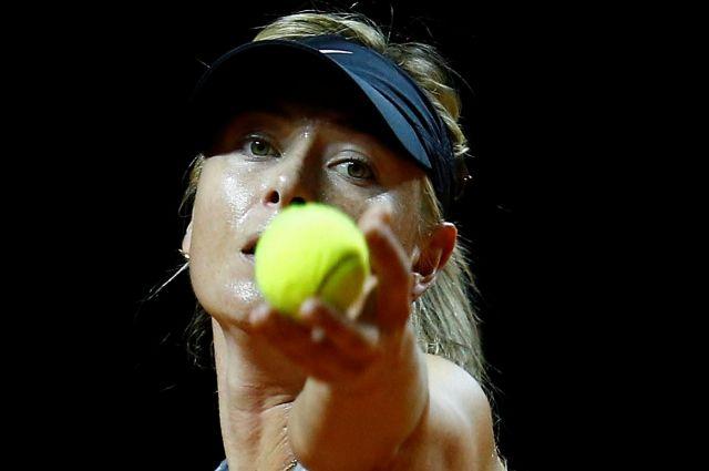 Мария Шарапова выиграла первый после дисквалификации матч