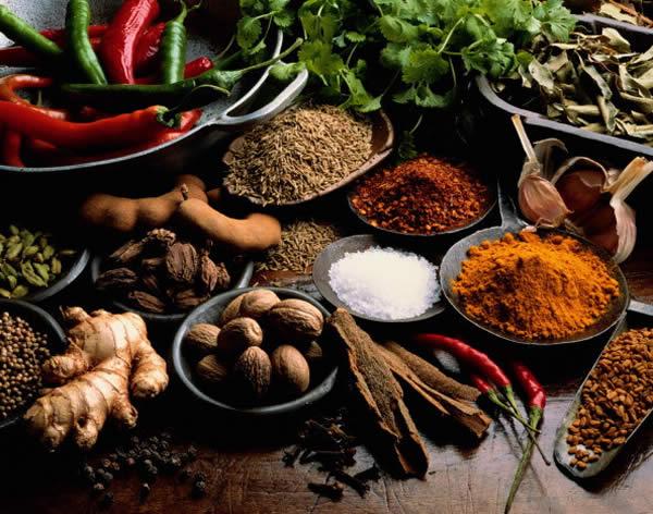 Приправы и специи для блюд
