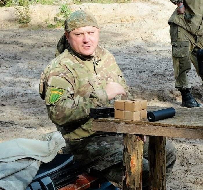 Соратник Яроша рассказал о подготовке штурмовиков для зачистки Донбасса