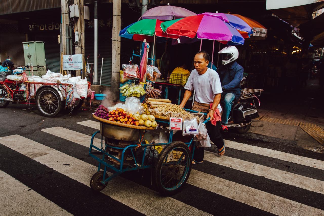Еда в Таиланде: что попробовать и сразу же полюбить, а что лучше никогда не заказывать