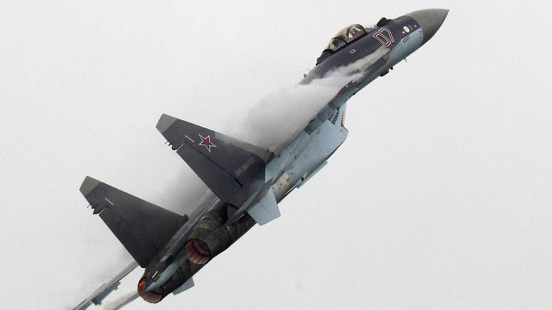 В США рассказали, есть ли у Су-35 шансы в бою с американскими «невидимками»