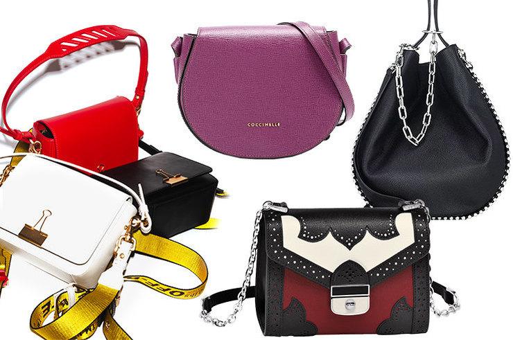Объект желания —  20 самых модных сумок осени 2017