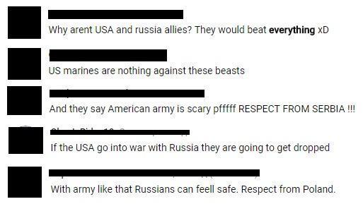 Иностранцы о русском спецназе: Морские пехотинцы США – ничто против этих «зверей»