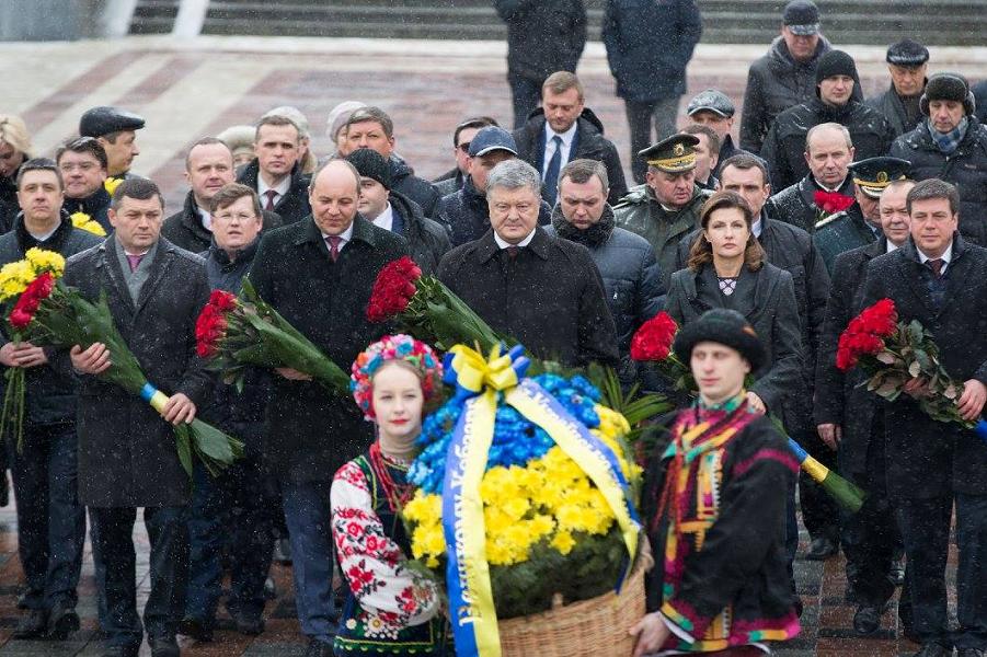 """Порошенко, Фрейд и """"сапог украинского оккупанта"""""""