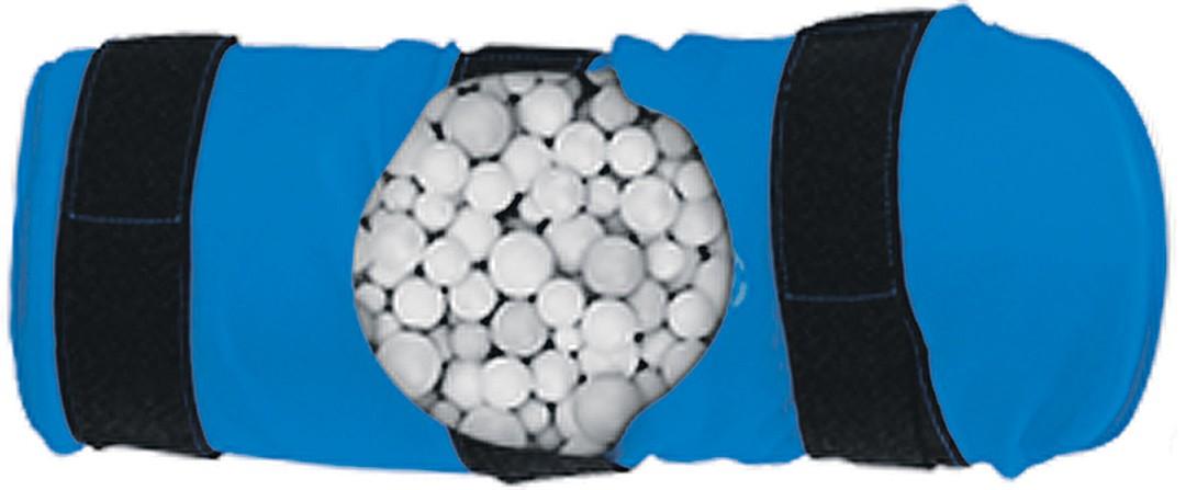...а это они же на рекламном фото. На самом деле эти микросферы сделаны из простого стекла величиной с микрон. Фото: varifort.com