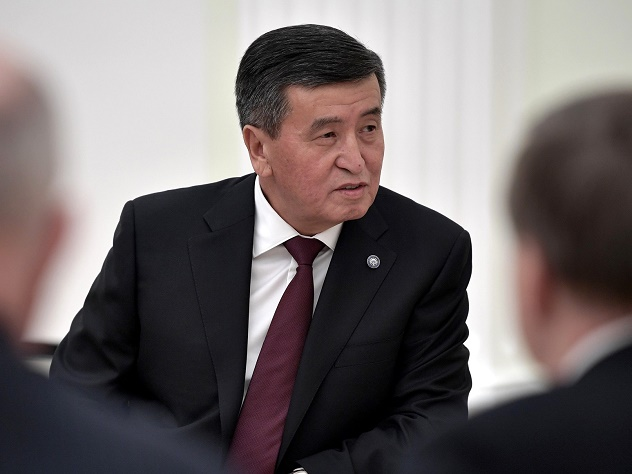 Россия спишет долг Киргизии