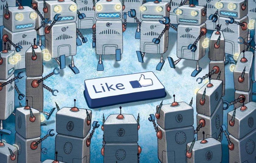 Боты в соцсетях: что это такое, и с чем их едят?