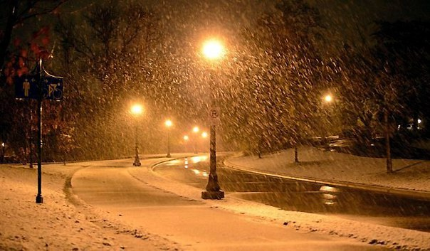 Снегопад — единственная погода, которую я люблю. Он меня почти не...