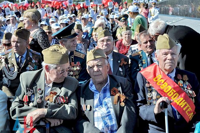 Армен Гаспарян: Инициатива ЛДНР по выплате ветеранам вызовет истерику на Украине