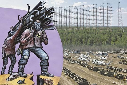 Операция «Радиация»: Заражённый металл из Чернобыля везут в Россию
