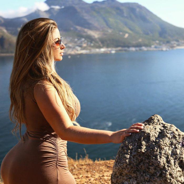 Эшли Алексис — новая сногсшибательная модель размера плюс