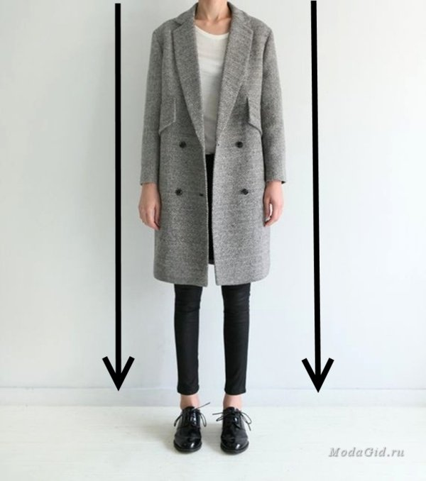 Кто в пальто: подбираем пальто для каждого типа фигуры