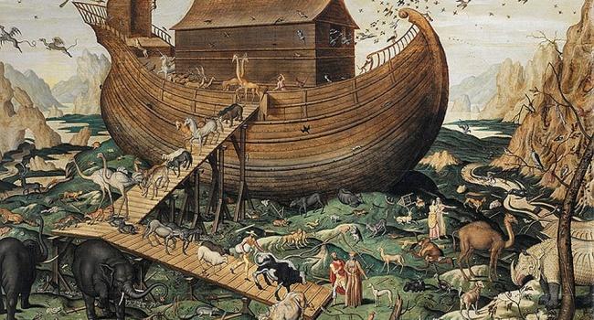 Найден Ноев ковчег