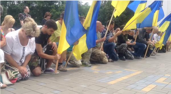 Смена эпох на Украине: Как переобуваются патриоты, разворачиваясь к России
