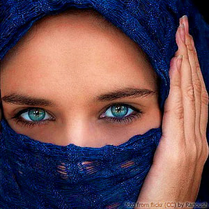 Что у иранки под хиджабом? Стереотип разрушен навсегда!