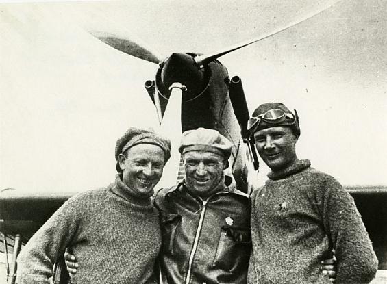 18 июня 1937 года. 80 лет перелету экипажа Чкалова через Северный полюс
