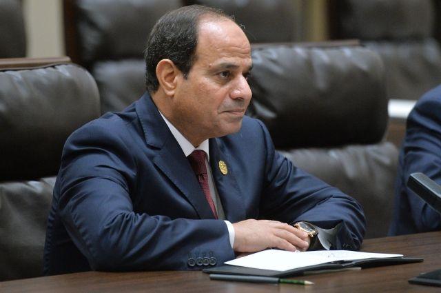 Президент Египта назвал газовую сделку с Израилем делом частных компаний
