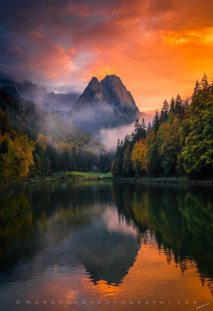 Великолепные закаты и восходы