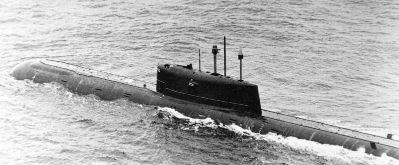 """7 апреля 1989 года затонула подлодка """"Комсомолец"""""""
