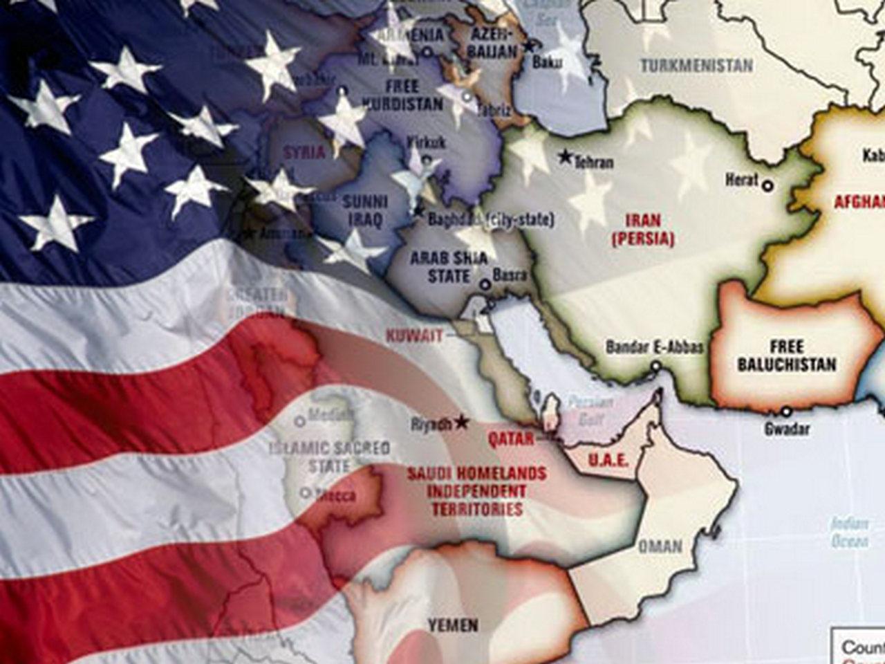Турция, Иран, Армения – главные цели Запада на Ближнем Востоке и Кавказе