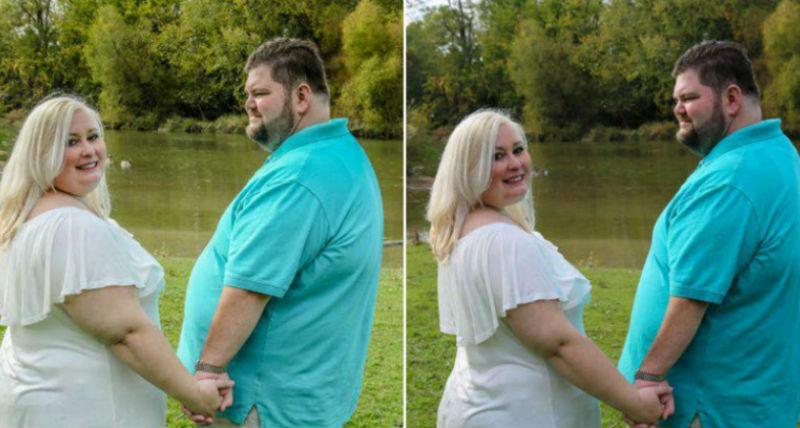 Невеста заставила фотографа вернуть деньги за то, что та убрала со снимков лишние килограммы и назвала пару «ужасно жирной»